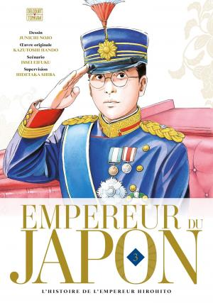Empereur du Japon 3 Simple