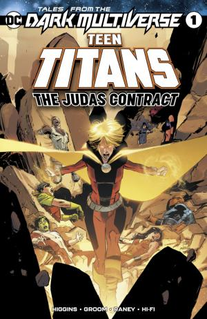 Tales From the Dark Multiverse - Teen Titans - The Judas Contract 1