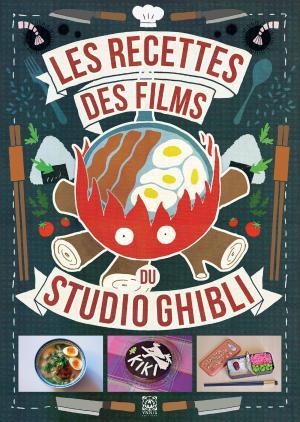 Les Recettes des Films du Studio Ghibli  simple