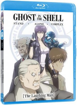 Ghost in the Shell : Stand Alone Complex - Le Rieur  simple