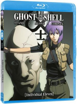 Ghost in the Shell : Stand Alone Complex - Les Onze Individuels  simple