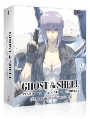 Ghost in the Shell : Stand Alone Complex - Édition ultimate Blu-Ray édition Intégrale 2 Saisons