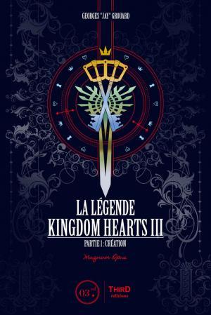 La légende Kingdom Hearts 3 simple