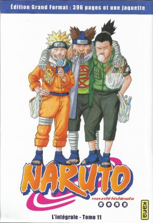 Naruto 11 Collector kiosque