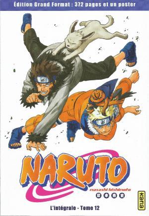 Naruto 12 Collector kiosque