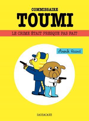 Commissaire Toumi édition réédition