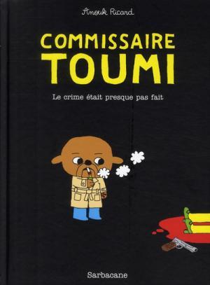 Commissaire Toumi édition simple