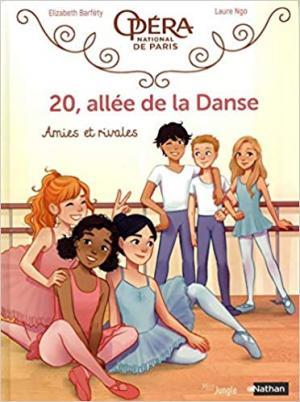 20, allée de la danse édition simple