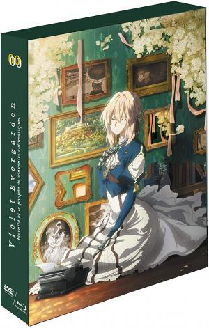 Violet Evergarden : Eternité et la poupée de souvenirs automatiques édition combo collector