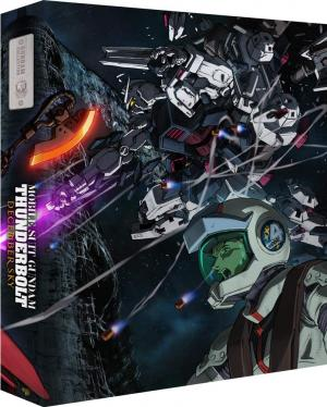 Mobile Suit Gundam Thunderbolt: December Sky  collector blu-ray
