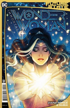 Future State: Immortal Wonder Woman # 2 Issues (2021 - en cours)