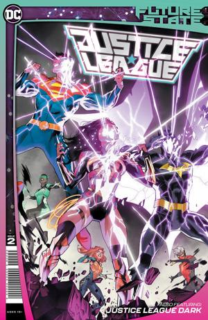 Future State: Justice League # 2 Issues (2021 - en cours)