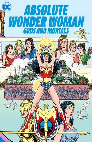 Absolute Wonder Woman édition Wonder Woman TPB hardcover (cartonnée) - Issues V2
