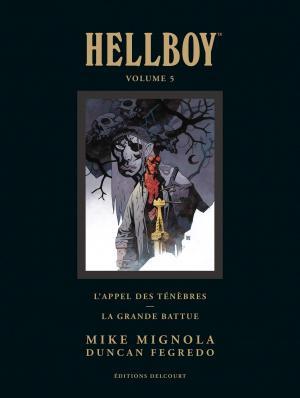 Hellboy 5 TPB Hardcover (cartonnée) - Deluxe