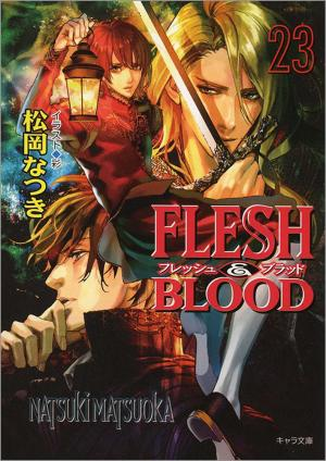 FLESH&BLOOD 23