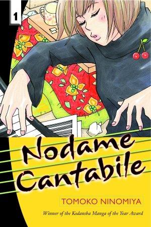 Nodame Cantabile édition Américaine