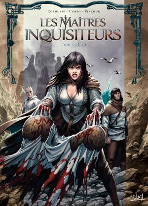 Les maîtres inquisiteurs 15 - Lilo