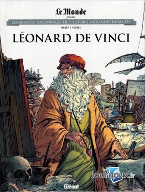 Les grands personnages de l'histoire en bandes dessinées édition simple