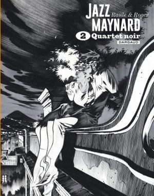Jazz Maynard 2 Intégrale 2020 - Grand format N&B