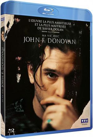 Ma vie avec John F. Donovan édition simple
