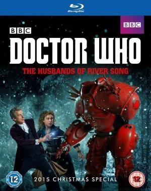 Doctor Who (2005) 0 - The Husbands of River Song: 2015 Christmas Special