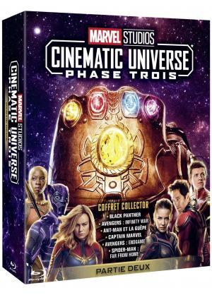 Marvel Studios Cinematic Universe : Phase Trois 0