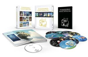 The collected works of Hayao Miyazaki édition collector