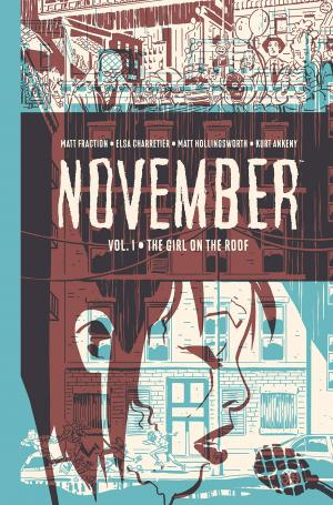 November édition Hardcover volume