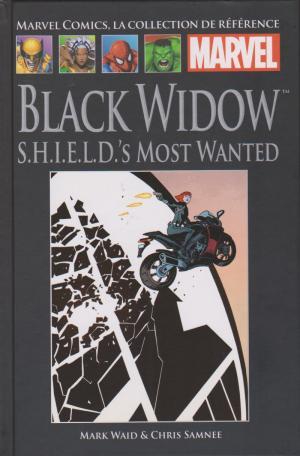 Marvel Comics, la Collection de Référence 132 - Black Widow - S.H.I.E.L.D.'s Most Wanted