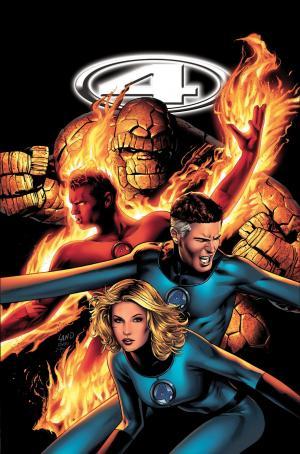 Fantastic Four - Four édition TPB softcover (souple)