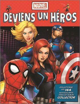 Marvel - Deviens un héros édition TPB Softcover (souple)