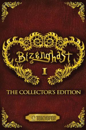 Bizenghast édition The Collector's Edition
