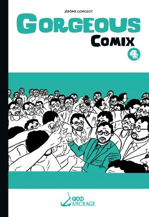 Gorgeous comix 4 - Tome 4