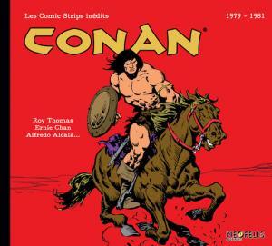 Conan - Les Comic Strips Inédits 2 Intégrale