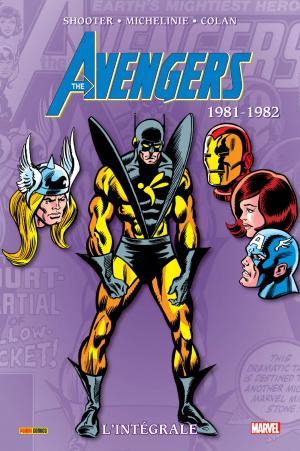 Avengers 1981 TPB hardcover - L'Intégrale