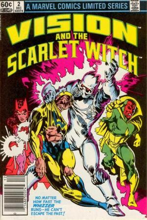 Vision et La sorcière rouge # 2 Issues V1 (1982 - 1983)