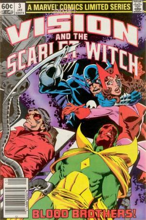 Vision et La sorcière rouge # 3 Issues V1 (1982 - 1983)