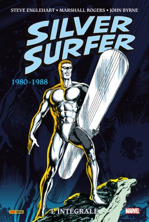 Silver Surfer 1980 TPB Hardcover - L'Intégrale