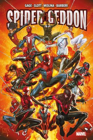 Spider-Geddon  TPB Hardcover (cartonnée) - Marvel Deluxe
