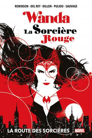 La Sorcière Rouge édition TPB Hardcover - Marvel Deluxe - Issues V2