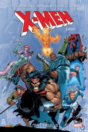 X-Men Alpha # 1995.1 TPB Hardcover - L'Intégrale