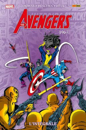 Avengers 1967 TPB hardcover - L'Intégrale