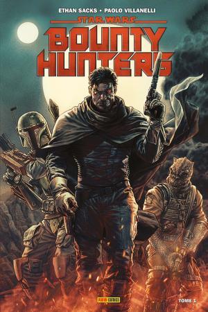 Star Wars - Bounty Hunters 1 TPB Hardcover - 100% Marvel - Issues V2