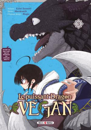Le Puissant Dragon Vegan 3 simple