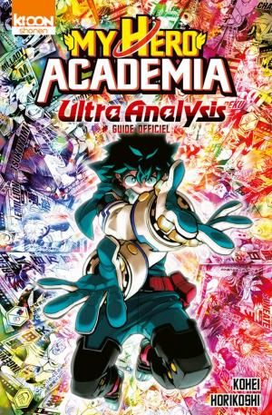 My Hero Academia Ultra Analysis édition simple