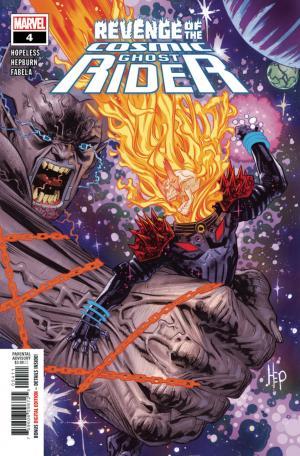 Cosmic Ghost Rider - La Vengeance Du Ghost Rider Cosmique # 4 Issues (2019 - 2020)