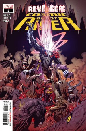 Cosmic Ghost Rider - La Vengeance Du Ghost Rider Cosmique # 5 Issues (2019 - 2020)