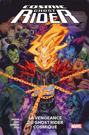 Cosmic Ghost Rider - La Vengeance Du Ghost Rider Cosmique  TPB hardcover (cartonnée)