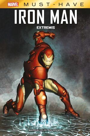 Iron Man - Extremis édition TPB Hardcover (cartonnée) - Must Have