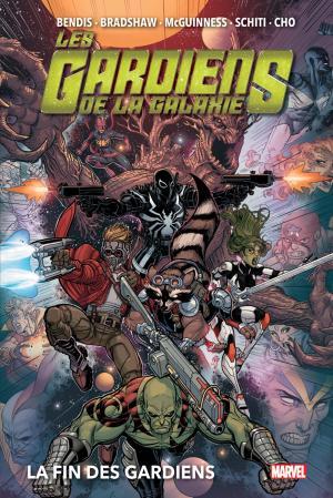 Les Gardiens de la Galaxie 2 TPB Hardcover - Marvel Deluxe - Issues V3